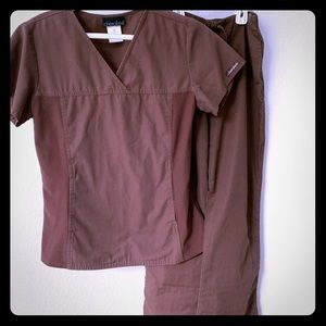 Cherokee women's brand new scrubs